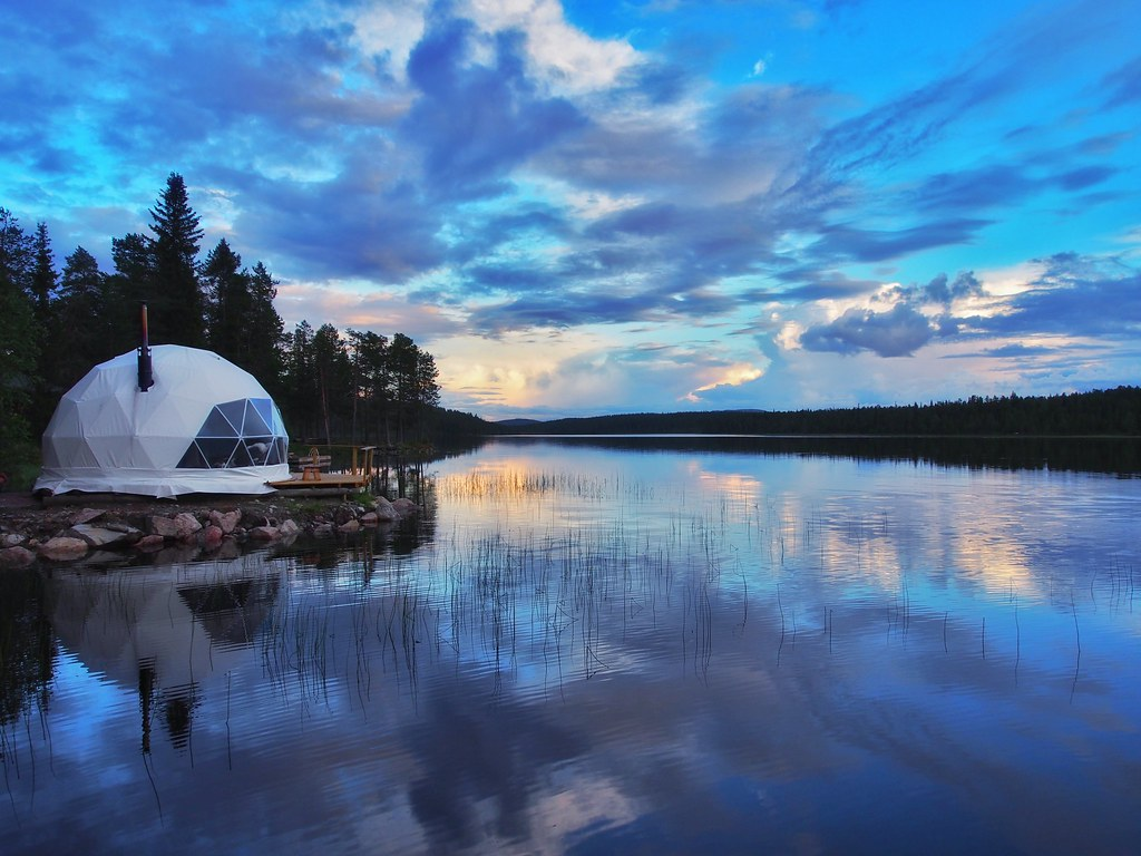 Glamping in Lapland – The Night I Wanted to Last Forever | Live now – dream later travel blog