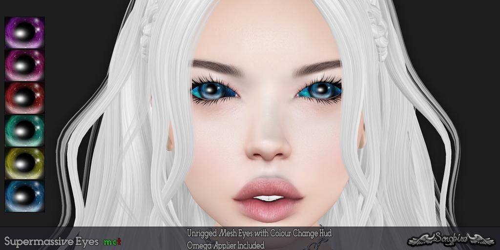 ~SongBird~ Supermassive Eyes