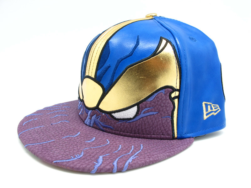 MARVEL x NEW ERA Avengers Infinity War Thanos 59FIFTY Fitted Cap 7 7 ... 23ee099ae82