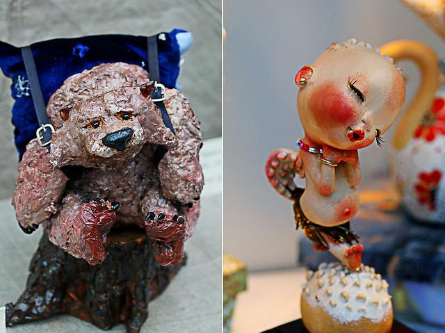 «Искусство куклы» Гостиный двор 2016 часть 2