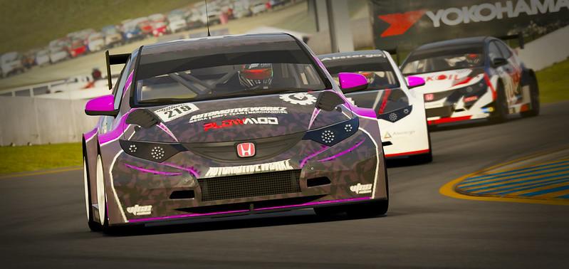 VTCC Spec Series 10 - #5 Zengo Motorsports Honda Civic WTCC 30862502054_bf9542e6e6_c