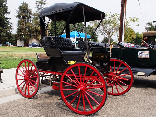 1906 Krotz Motor Buggy Sears Motor Buggy Prototype 2