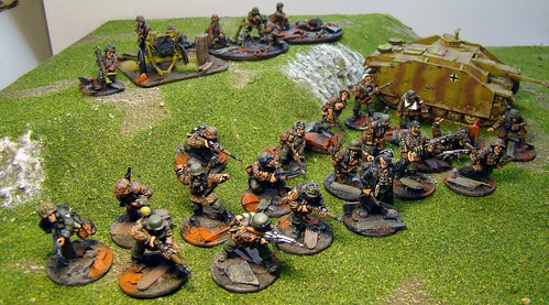 Bolt Action - German Waffen SS