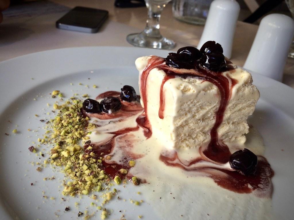 Dessert at Tamam