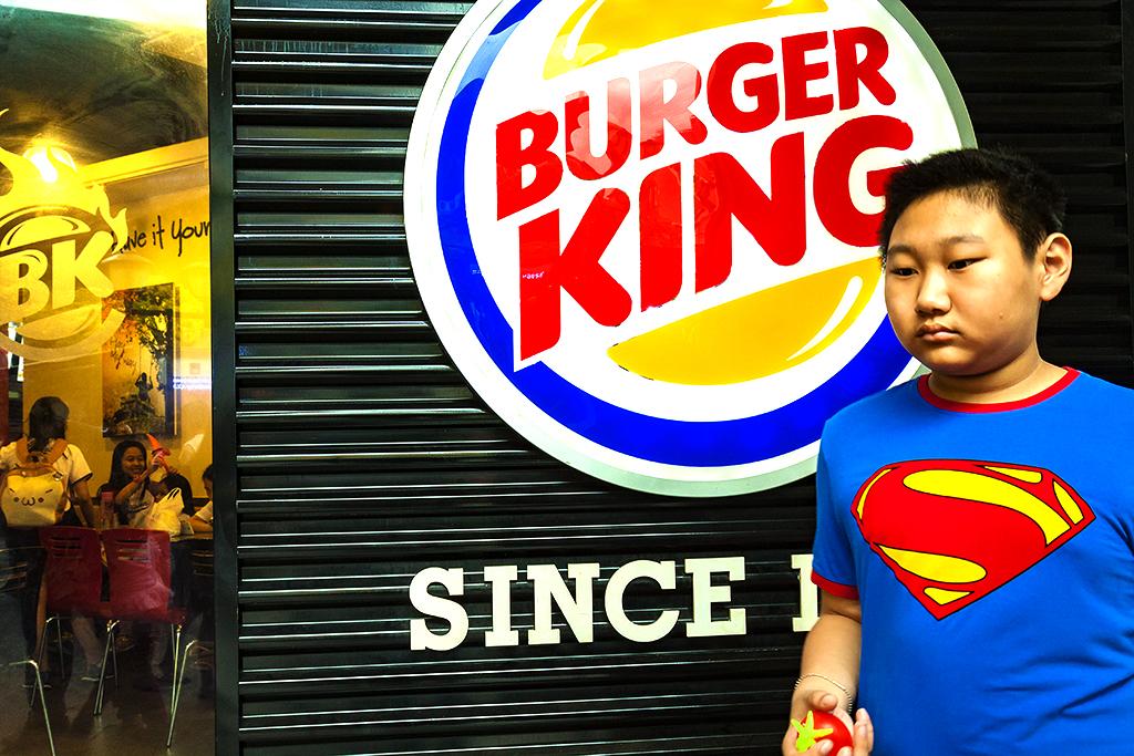 BURGER KING--Singapore