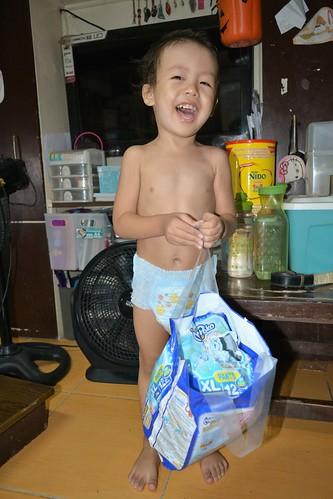 Mamy Poko Diaper Pants