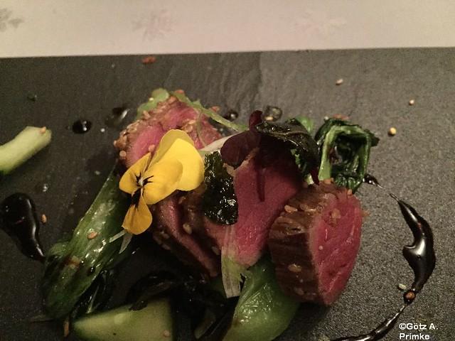 Restaurant 181 Muenchen Neuseelandhirsch 2015_008
