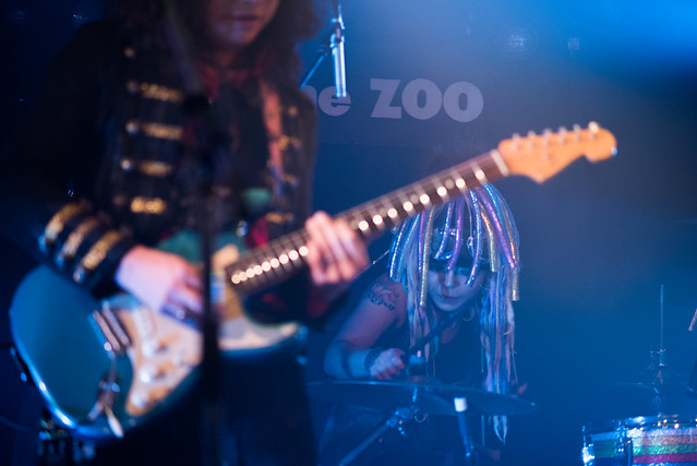 Coal Tar Moon live at Zher the Zoo, Tokyo, 20 Dec 2016 -00046
