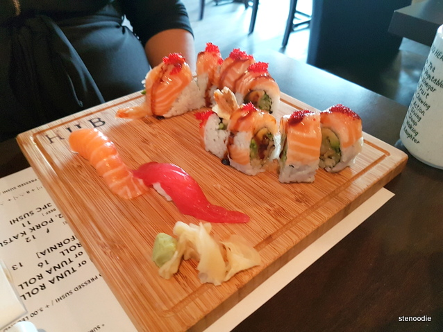 Washington (Red Dragon) Roll