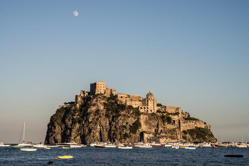 El Castillo Aragonés de Ischia