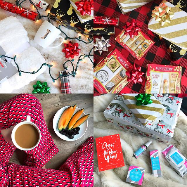 Christmas Flat Lay Ideas