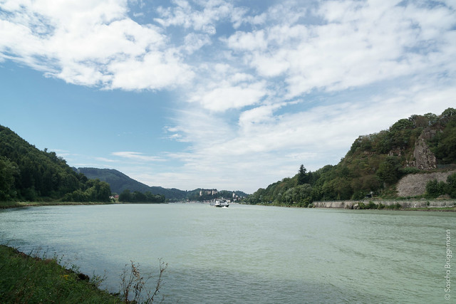 an der Donau bei Grein