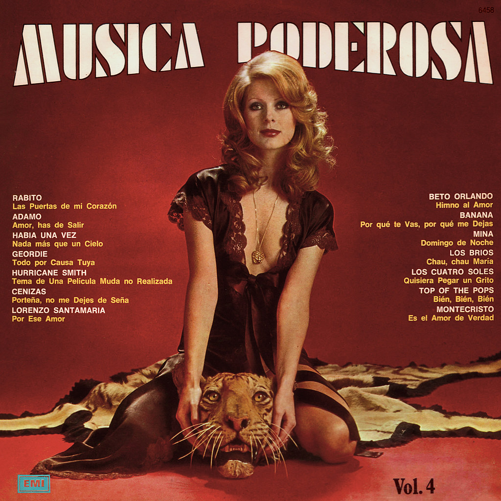 Various Artists - Musica Poderosa, Vol. 4
