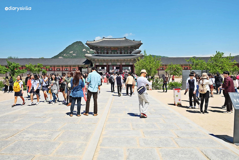 gyeongbokgung palace 4