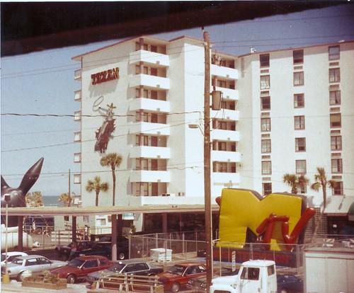 The Texan Hotel Daytona Beach Fl