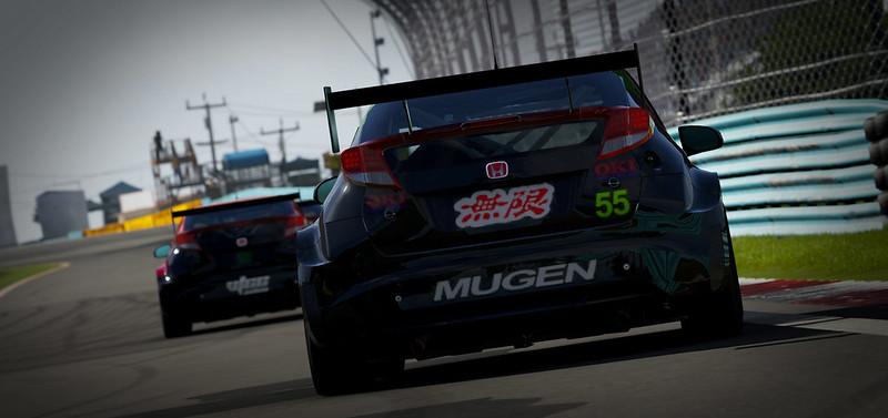 VTCC Spec Series 10 - #5 Zengo Motorsports Honda Civic WTCC 31025177134_1f779c1c64_c