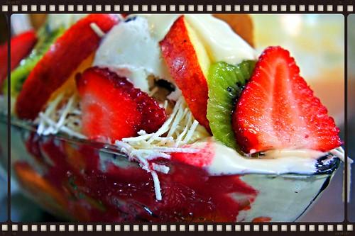 fruit salad bogota