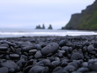 Black beach | by Lunanera
