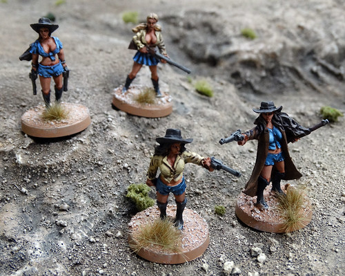 Dead Mans Hand - Cowgirls, Banditos & Doc Holiday