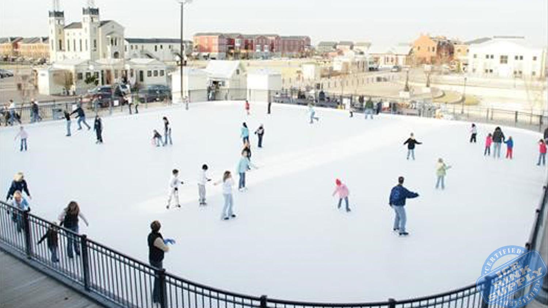 Ice Skating Rink St. Louis, Missouri