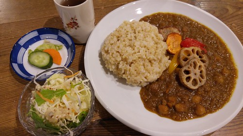Nezu No Ya - Vegan Vegetarian restaurant Tokyo Japan