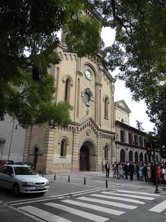 San Fermin Church.
