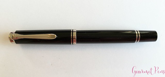 Review Pelikan Souveran M405 Fountain Pen - Fine @PenChalet 2
