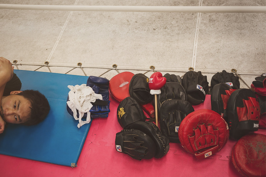 Tokyo fist 1 - Tekken8 Boxing Gym
