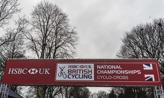 HSBC UK National Cyclo-Cross Championships - Day 1