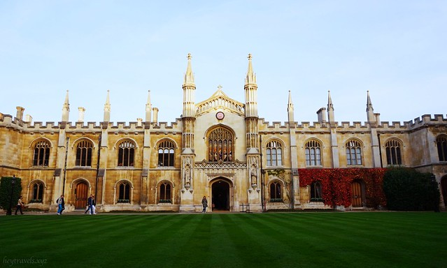 Corpus Christi College, Cambridge