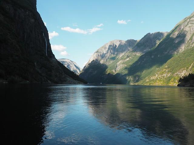 Nærøyfjord from Gudvangen