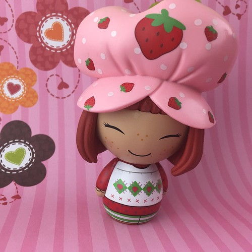 Strawberry Shortcake Dorbz