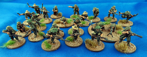 Bolt Action - British Gurkhas