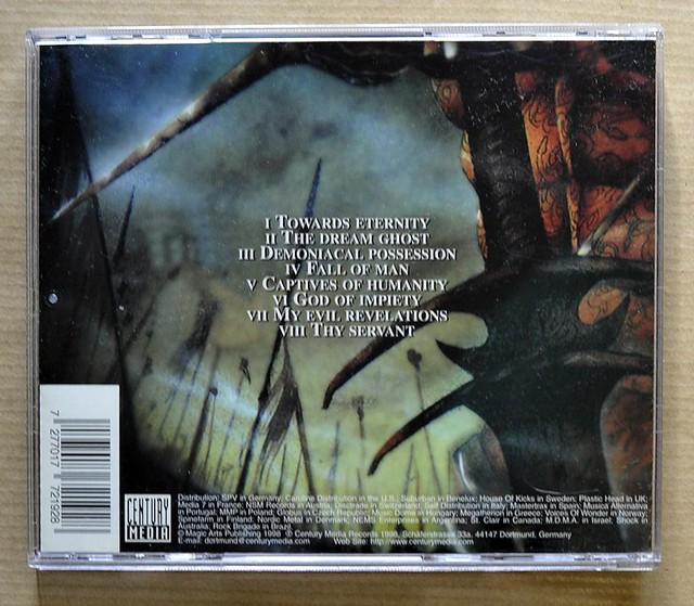 OLD MAN'S CHILD ILL-NATURED SPIRITUAL INVASION (CD)