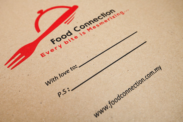 Food Connection Box Handle