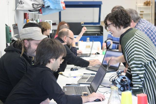 3rd Meeting Creative Robotics