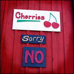 It's Fall - Sorry We Have No Cherries | by Metrix X
