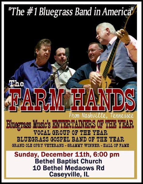 Farm Hands 12-11-16