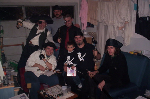 Pirates from Uruguay! | by International Talk Like A Pirate Day