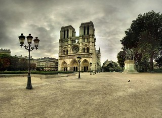 Notre-Dame de Paris - 06-08-2006 - 7h53 | by Panoramas