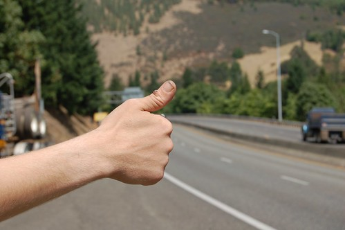 Hitchhiker's Thumb #1 | by mattlemmon