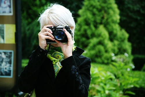 green is beautiful* zenit girl | by * tathei *