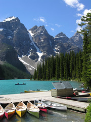 Moraine Lake | by yewco