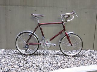 Bianchi minivelo 8 drop red 01