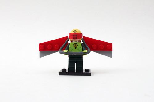 The LEGO Batman Movie Riddler Riddle Racer (70903)