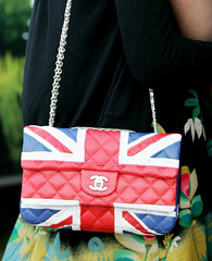 Chanel Flag Bag | by Strawberry Pies