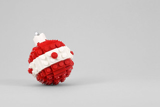 Build It Yourself: Holiday Ornament | by powerpig