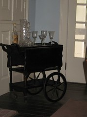 The Booze Trolley | by Maud Newton