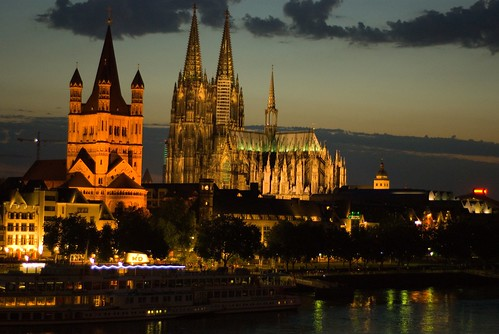 Koln Skyline. | by pickselated / Jim