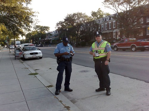 Police Presence in Petworth | by Wayan Vota